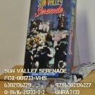 VHS - SUN VALLEY SERENADE