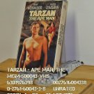 VHS - TARZAN - APE MAN, THE
