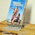 VHS - TARZAN - ESCAPES