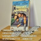 VHS - TARZAN - NEW YORK ADVENTURE