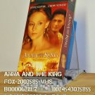 VHS - ANNA AND THE KING