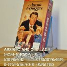 VHS - ARSENIC AND OLD LACE