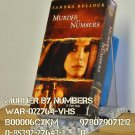 VHS - MURDER BY NUMBERS