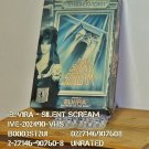 VHS - ELVIRA - SILENT SCREAM, THE