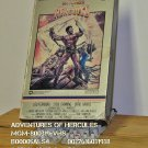 VHS - ADVENTURES OF HERCULES