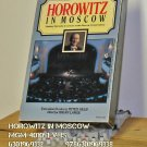 VHS - HOROWITZ IN MOSCOW