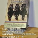 VHS - LONG RIDERS, THE