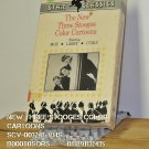 VHS - NEW THREE STOOGES COLOR CARTOONS