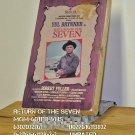 VHS - RETURN OF THE SEVEN