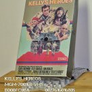 VHS - KELLY'S HEROES