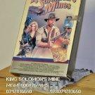 VHS - KING SOLOMON'S MINE