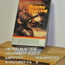 VHS - MISSING IN ACTION