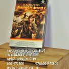 VHS - MISSING IN ACTION  (02)  BEGINNING, THE