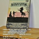 VHS - MAN FROM SNOWY RIVER, THE