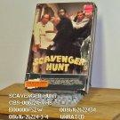 VHS - SCAVENGER HUNT