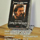 VHS - DANCES WITH WOLVES