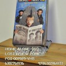 VHS - HOME ALONE  (02)  LOST IN NEW YORK