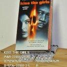 VHS - KISS THE GIRLS