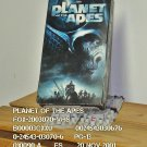 VHS - PLANET OF THE APES  **