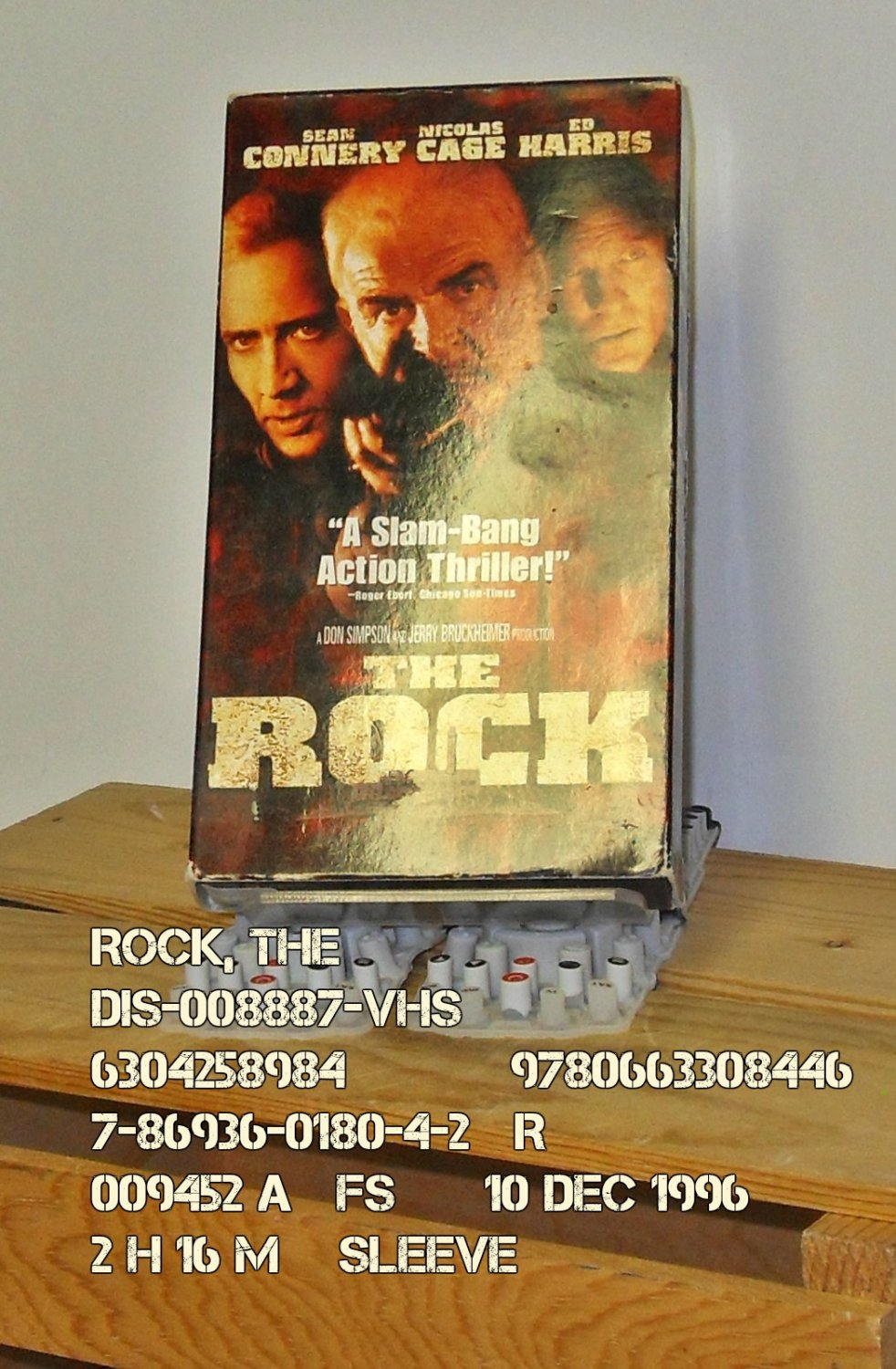 VHS - ROCK, THE