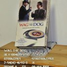 VHS - WAG THE DOG