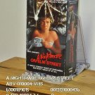 VHS - A NIGHTMARE ON ELM STREET