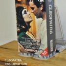 VHS - CLEOPATRA