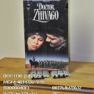 VHS - DOCTOR ZHIVAGO