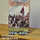 VHS - GETTYSBURG