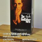 VHS - GODFATHER, THE  (03)