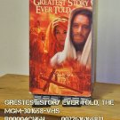 VHS - GREATEST STORY EVER TOLD, THE