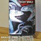 VHS - JURASSIC PARK  (02)  LOST WORLD
