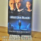 VHS - MEET JOE BLACK