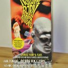 VHS - NATURAL BORN KILLERS  ( RECALLED )