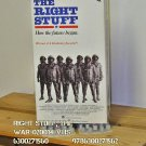 VHS - RIGHT STUFF, THE