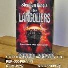 VHS - STEPHEN KING - LANGOLIERS, THE