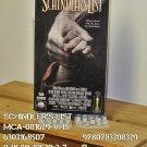 VHS - SCHINDLER'S LIST