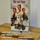 VHS - WAR AND PEACE