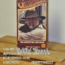 VHS - GAMBLER  (02)  ADVENTURES CONTINUES