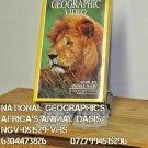 VHS - NAT GEO - AFRICA'S ANIMAL OASIS