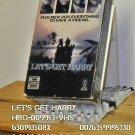 VHS - LET'S GET HARRY