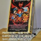 VHS - PINOCCHIO - AND THE EMPEROR OF THE NIGHT