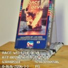 VHS - RACE WITH THE DEVIL