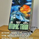 VHS - ATOMIC TRAIN, THE