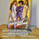 VHS - UNDERCOVER BROTHER