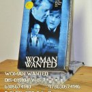 VHS - WOMAN WANTED