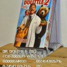 VHS - DR. DOLITTLE  (02)