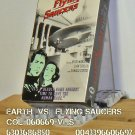 VHS - EARTH vs: FLYING SAUCERS, THE