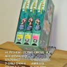 VHS - MONTE PYTHON - FLYING CIRCUS   VOL. 7 - 9