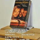VHS - LEGENDS OF THE FALL